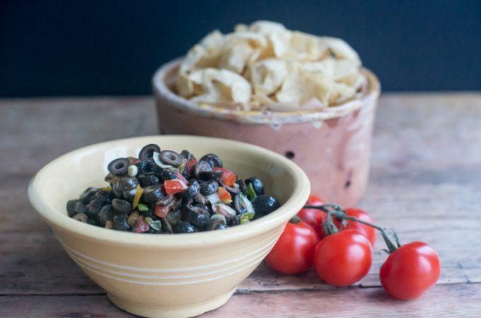 Black Olive Salsa