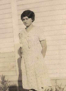 Grandma Toots' 1930 at sweet sixteen