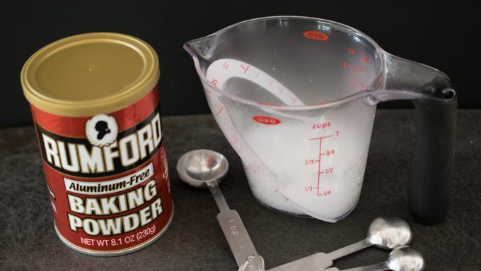 Baking Powder Test