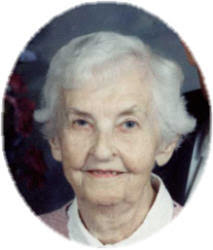 Great Aunt Madelyn Hesby Warner