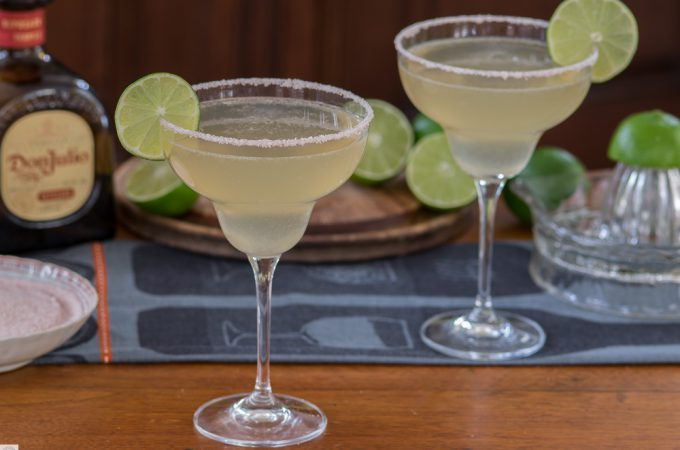 Ginger Beer Margarita