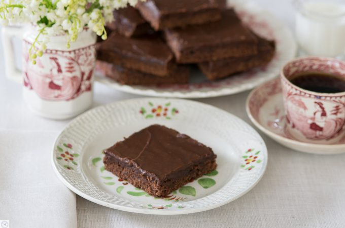 Grandma Harriet's Quick Brownies
