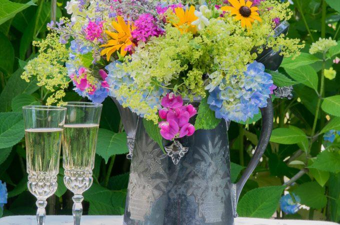 Flowers from Mead Meadow