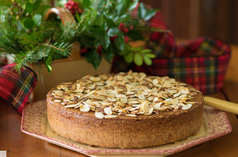 David Lebovitz Recipes Almond Cake